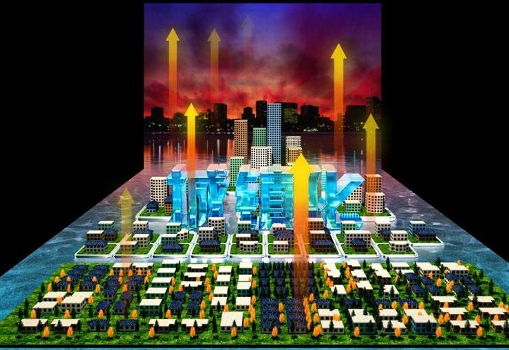 武汉房地产三维动画制作流程