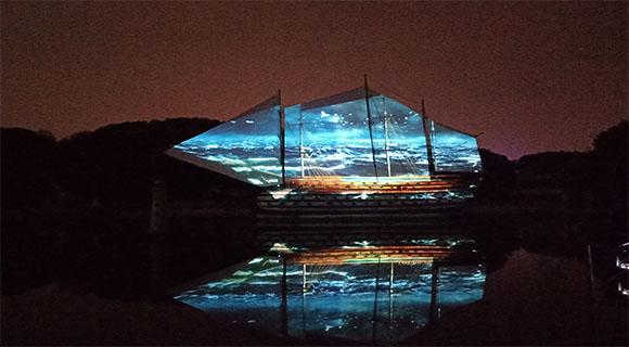 光影秀-东湖传说