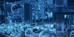 三维机械产品动画视频制作流程