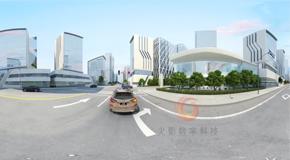 360VR影片-广汽本田安全教