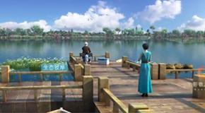 三维动画宣传片-智者乐水