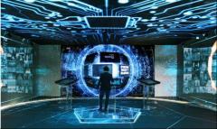 """火影数字带您了解""""黑科技""""—3D全息"""